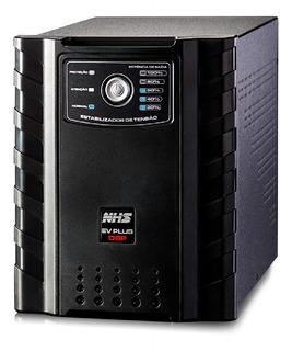 Estabilizador 3kva 3100va 3100 Watts Nhs Bivolt Saída 220v