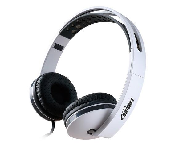 Headphone Bright Colors Branco Com Nota Fiscal