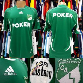 Camisa Deportivo Cali - adidas - M - 2007 - S/nº