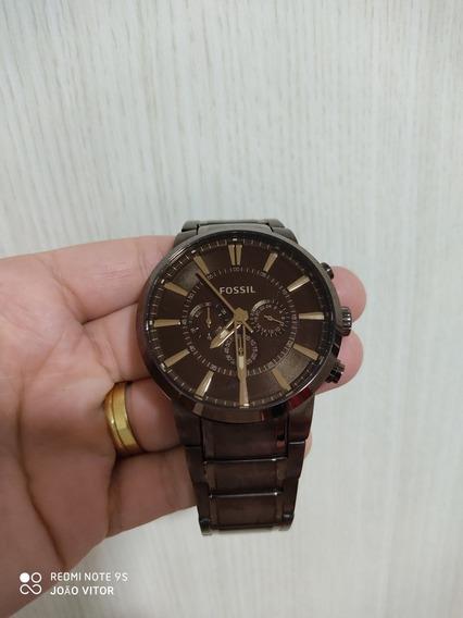 Relógio Fossil Fs4357 Masculino