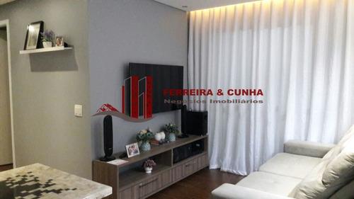 Apartamento Com 2 Dormitórios À Venda No Alto Do Pari - Fc440