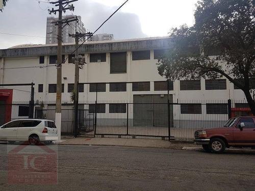 Galpão, 2.720 M² - Venda Por R$ 10.000.000 Ou Aluguel Por R$ 23,00 M²  - Lapa - São Paulo/sp - Ga0046