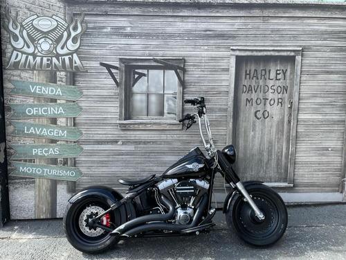 Imagem 1 de 15 de Harley Davidson Fat Boy Flstf