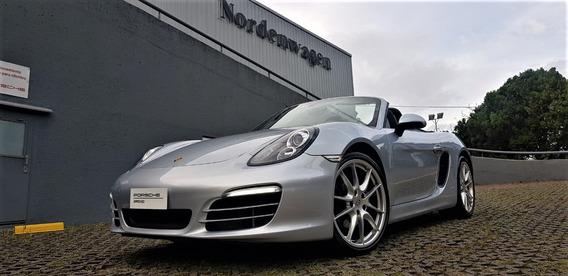 Porsche Boxster - Porsche Argentina