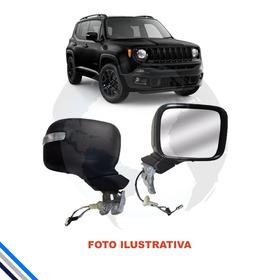 Retrovisor Ext Dir Jeep Renegade 2014-2016 - Original/jeep