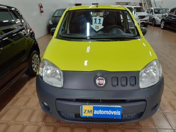 Fiat Uno 1.0 4p Vivace 10 11 Lm Automóveis