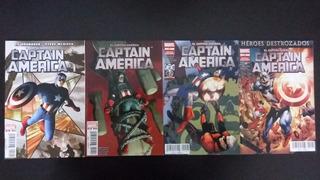 Captain America #1-13
