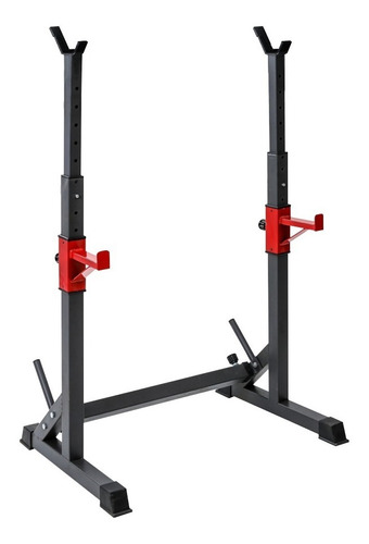 Rack Squat Premium Soporte Sentadilla Pecho Gym