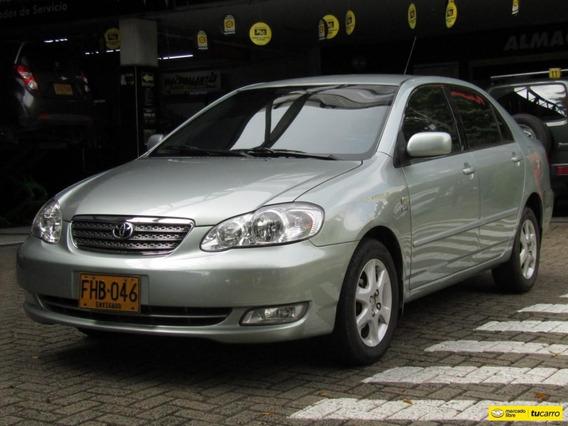 Toyota Corolla Gli 1800 Cc Mt
