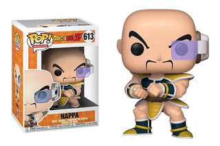 Funko Pop Nappa #613 Dragon Ball Z Jugueterialeon