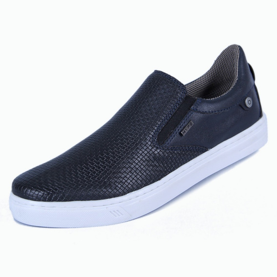 Tenis Iate Masculino Slip On Sapatenis Original Top 1001