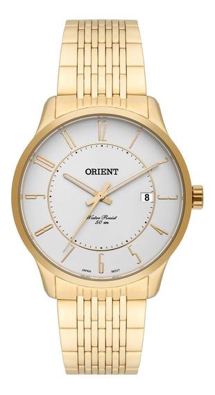 Relógio Orient Mgss1109 S2kx Eternal Masculi Prata- Refinado