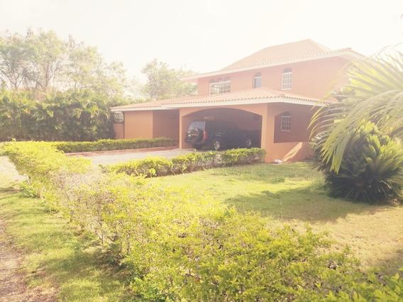 Alquilo Rento Villa En Juandolio De 650 Mtrs De Construccion