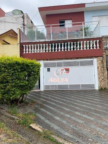 Imagem 1 de 30 de Sobrado Com 2 Dormitórios À Venda, 254 M² Por R$ 630.000 - Santa Teresinha - Santo André/sp - So1565