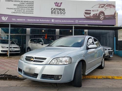 Chevrolet Astra Gls 4p 2011 Con Gnc