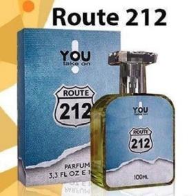 Perfume Inspirado No Men Nyc - Route 212 100ml