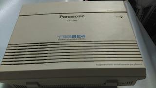 Conmutador Panasonic Kx Tes824