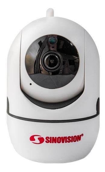 Cámara Ip Wifi Sinovision Seguimiento Audio Baby Call