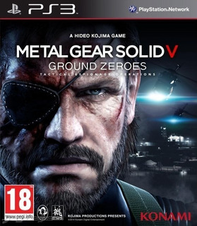 Metal Gear V Ground Zeroes ~ Ps3 Digital Español