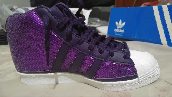 Zapatillas adidas Superstar Originales Nuevas (taco Interno)