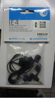 Audifonos Para Monitoreo In Ears Sennheiser Ie-4