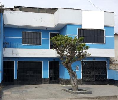 Vendo Casa A Precio D Terreno 300m2 Frente A Senati Tablada