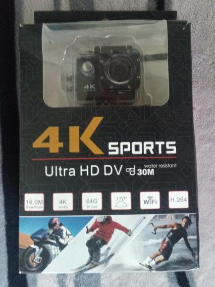 Filmadora 4k Sports Ultra Hddv A Prova D