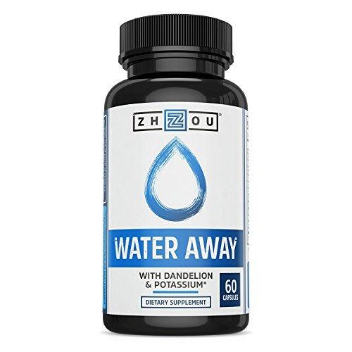 Water Away Fórmula Herbal Para Equilibrio Saludable De Los