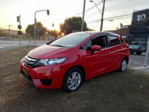 Imagem 1 de 13 de Honda Fit Lx Cvt Flex