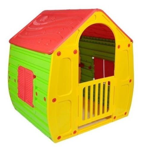 Casinha De Brinquedo Infantil Portatil Magical Belbrink