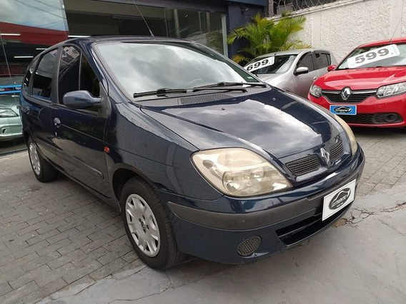 Renault Scenic 2.0 Rt 8v 2003 Impecável!