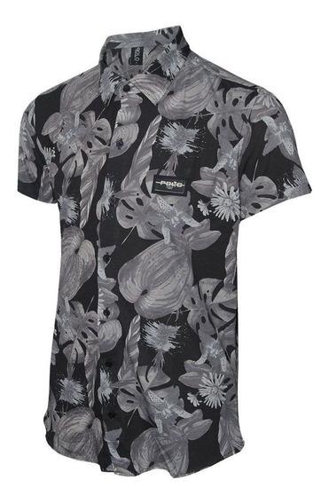 Camisa Masculina Flora Polo Rg518 Polo