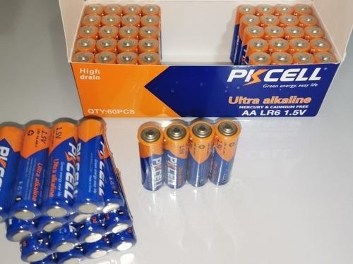 Baterias Aaa Blister De 4 Piezas Marca Pkcell (caja De 15)