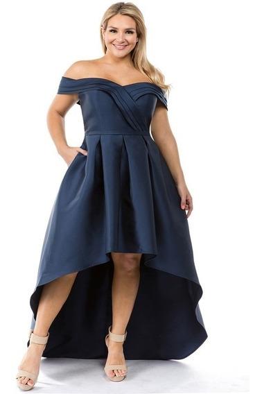 Vestidos De Noche Talla Extra Corto Largo