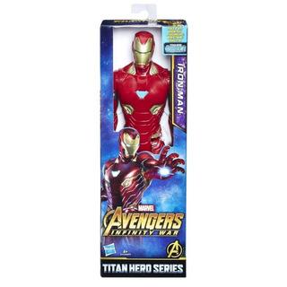 Muñeco Iron Man Infinity War -titan Hero Series 30cm- Hasbro