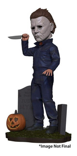 Neca Halloween 2018 Head Knocker Michael Myers 20 Cm