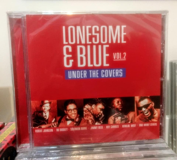 Cd Lonesome And Blue Vol.2 (importado. Rolling Stones)
