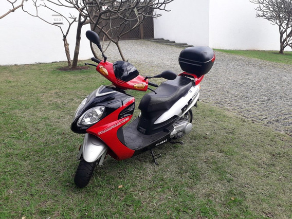 Scooter Hao Bao Hb 150 T