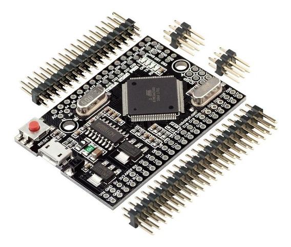 Placa Mega 2560 Pro Mini Atmega2560 (compatível Com Arduino)