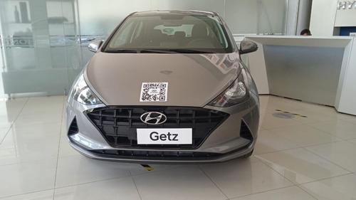 Hyundai Getz Advance Mecanico 2021, Bono De Matricula Comple