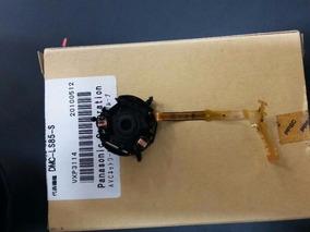 Bloco Ótico Câmera Panasonic Dmc-ls85 Vxp3114