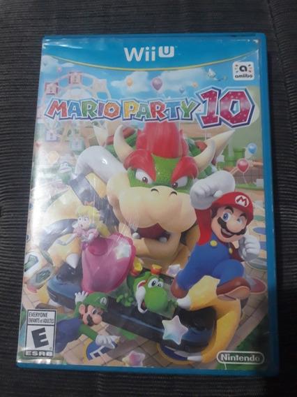 Mário Party 10 Wii U