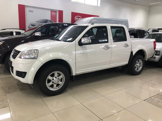 Great Wall Wingle 5 Diesel 0 Kmt. Entrego Hoy