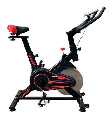 Bicicleta De Spinning 863sp 10kg Rueda De Inercia Y Monitor