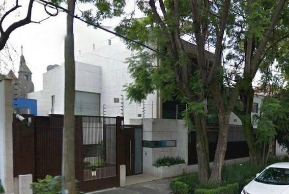 Penthouse Amueblado Con Acabados De Lujo En Polanco, Con Roof Garden