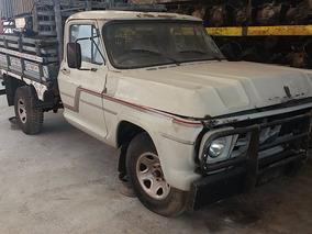 Chevrolet D-10 1983/1983 - Sucata Para Retirada De Peças
