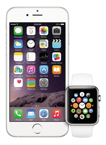 iPhone 6s 16gb + Apple Watch