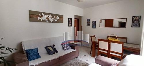 Imagem 1 de 28 de Apartamento Com 2 Dormitórios À Venda, 65 M² Por R$ 298.000,00 - Campo Grande - Santos/sp - Ap5917