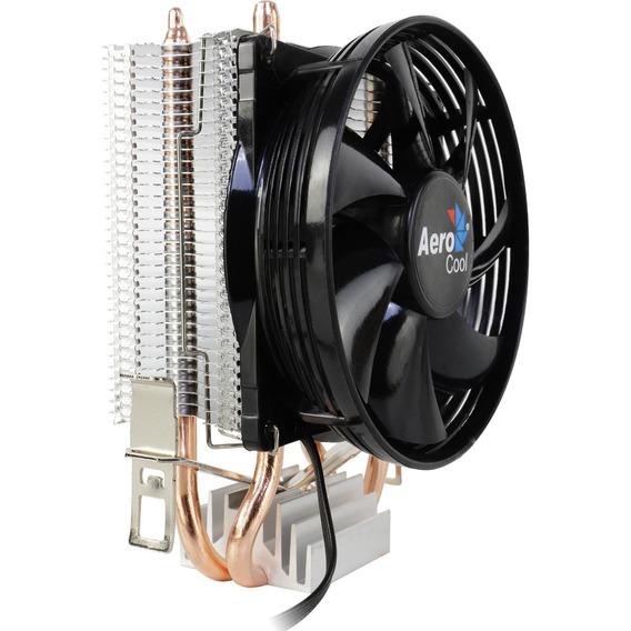 Cooler Para Processador Verkho 2 | Preto Aerocool F/grátis