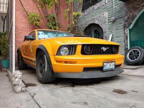 Mustang Acepto Cambios